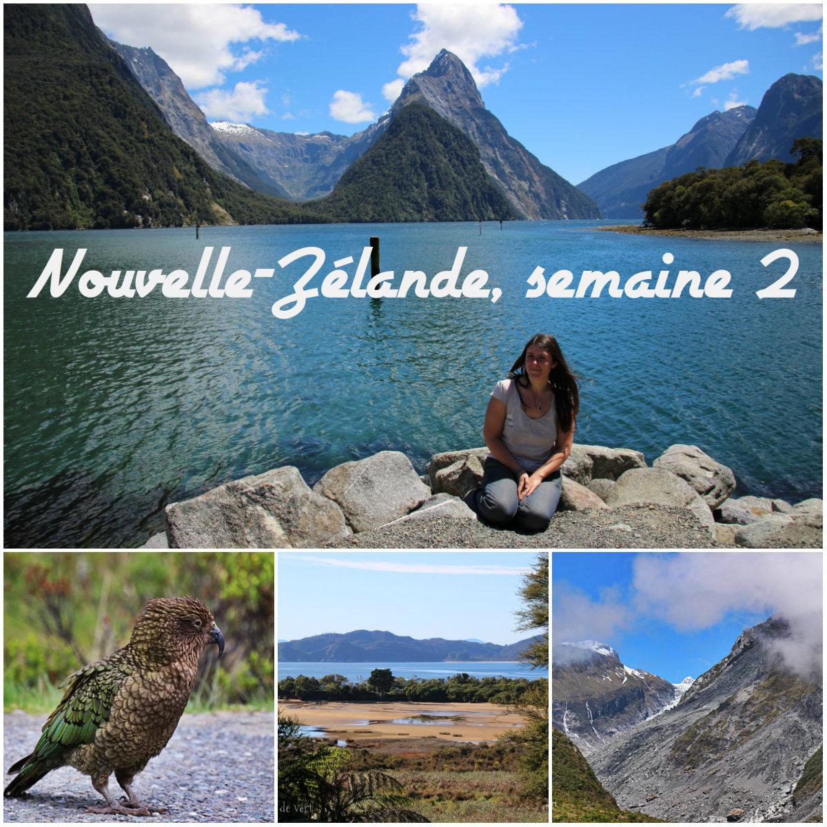 Nouvelle-Zélande : d'Abel Tasman à Te Anau