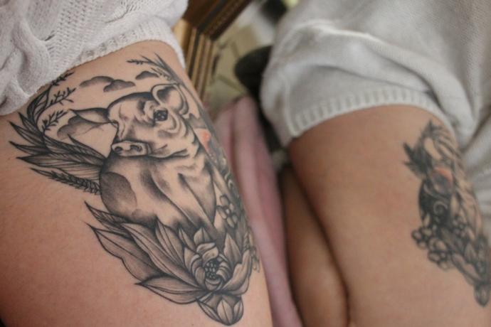 Pourquoi faire un tatouage végane ?