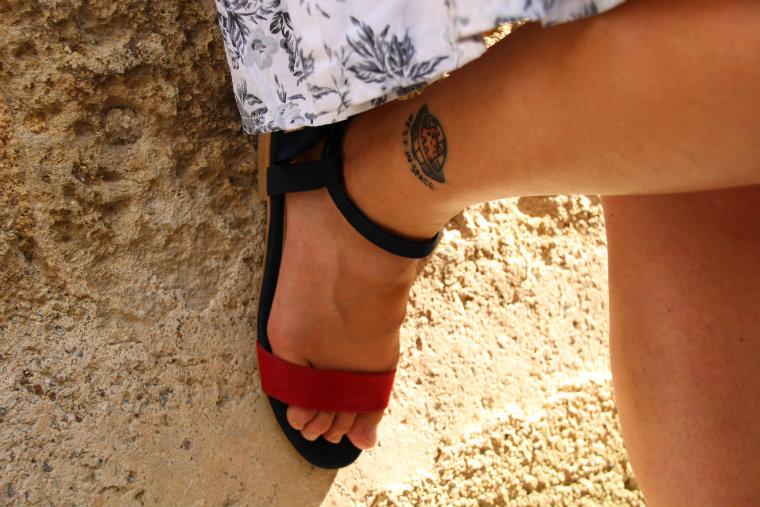 Les sandales véganes Minorque de Minuit sur Terre