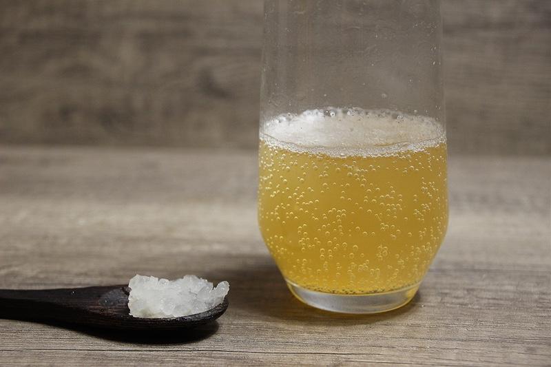 Kéfir de fruits, une boisson délicieuse