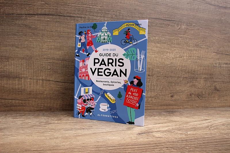 Suivez le guide du Paris Vegan
