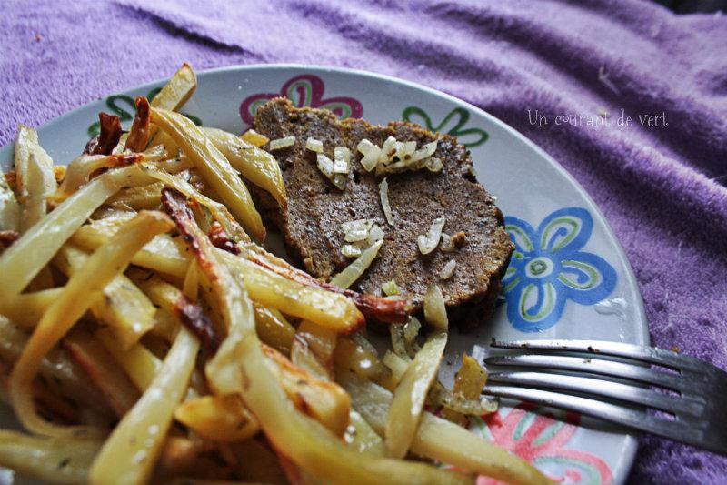 Seitan, la viande végétale