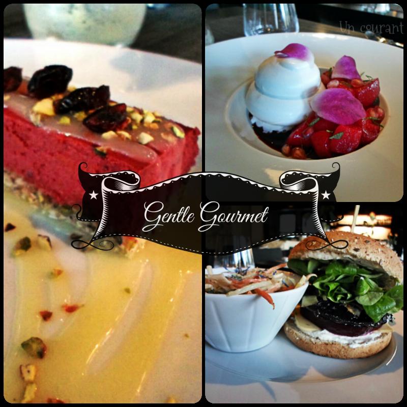 Gastronomie végane au Gentle Gourmet