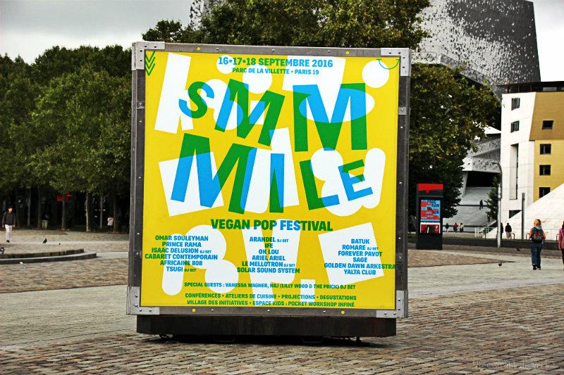 Mon retour sur le SMMMILE vegan pop festival