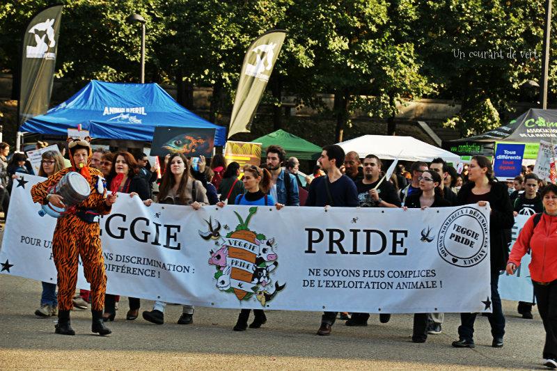Retour sur la Veggie Pride 2016