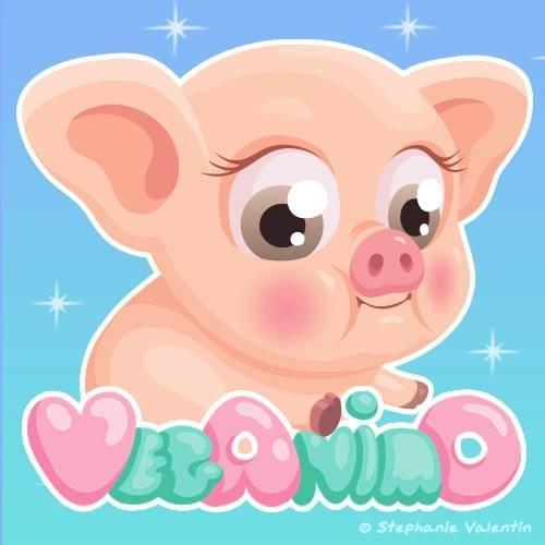 Rencontre avec Stéphanie Valentin et Pouiki le cochon