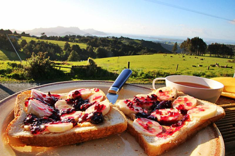 Manger végane en Nouvelle-Zélande
