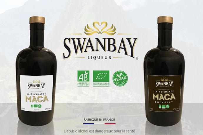 3 questions sur les liqueurs véganes Swanbay