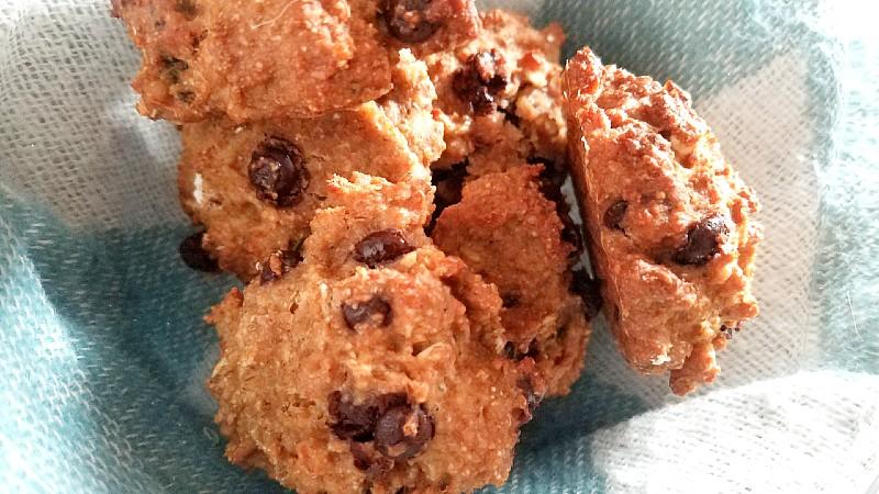 Biscuits moelleux à l'okara d'avoine (IG modéré)